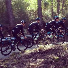 Team Sky! #roadcycling