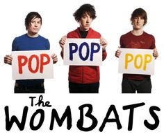The Wombats - 1996 (James Njie Remix) Music Is Life, My Music, Emeli Sande, Jake Bugg, The Wombats, Better Music, British People, Joy Division, Charli Xcx