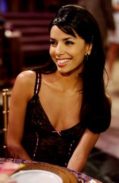 "Before she got ""Desperate,"" Eva Longoria Parker was Isabella Brana on ""The Young and the Restless"" from 2001-2003."