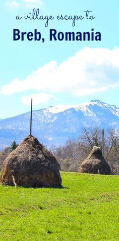 A Village Escape to Breb, Romania - Maramures - Explore the World with Travel Nerd Nici, one Country at a Time. http://travelnerdnici.com