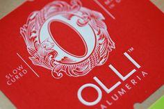 Miller: Olli Salumeria Branding