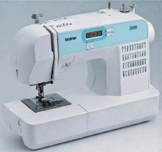 Costura Katia, Costura!: Minha máquina de costura - Brother CE-4000
