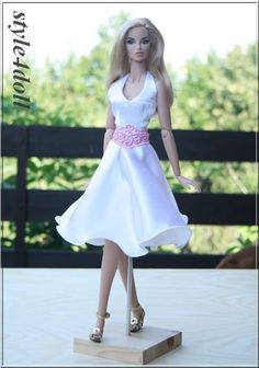 """style4doll outfit for FR 16  Fashion Royalty 16 """" ."""