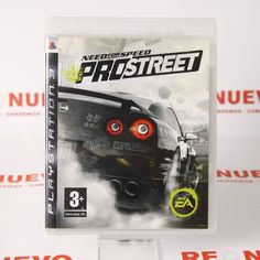 Videojuego PS3 NEED FOR SPEED PRODSTREET E269294 #juego #ps3 #needforspeed #carreras