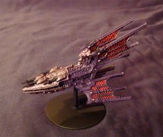 BFG: Kher-Ys Corsair Eldars WarMancer: Battlefleet Gothic