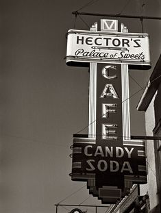 retro sign in black and white stphanie tschopp lettering signs