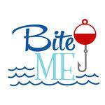 bite me fishing title