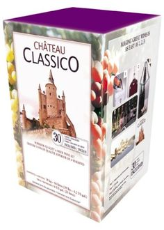 Chateau Classico 6 Week Wine Kit Italian Nero. $87.77