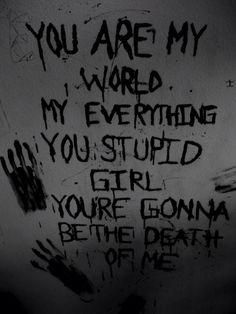 You Stupid Girl- Framing Hanley