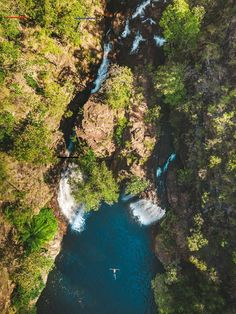 Florence Falls is my favorite swimming spot in the beautiful Litchfield National Park. National Park Tours, Parc National, National Parks, Travel Tours, Travel List, Travel Destinations, Australia Travel Guide, Visit Australia, Nature