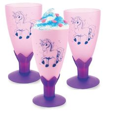 Enchanted Unicorn Goblet (1) Party Supplies $1.49