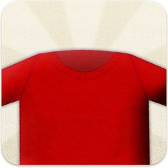 iPhone/Android app to generate your own raglan sweater pattern!