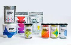 The Intergalactic Travel Agency — The Dieline - Branding & Packaging Design