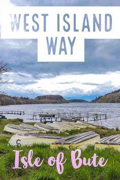 Scotland hikes   West Island Way   isle of Bute