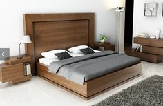 [Video] The 10 Best Home Decor (in the World). Bedroom Closet Design, Bedroom Furniture Design, Master Bedroom Design, Bed Furniture, Modern Bedroom, Bedroom Decor, Cheap Furniture, Double Bed Designs, Bedroom Carpet