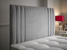 The Zien headboard is a modern stylish headboard which makes any normal divan bed look a lot better. It features a decorative vertical inset grooves at the outer edge. Bed Furniture, Headboard Designs, Bed Design, Bed Back Design, Bedroom Bed Design, Diy Headboard Upholstered, Bed Headboard Design, Upholstered Headboard, Headboards For Beds