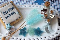 """""""love you to the moon and back"""" baby shower! love the theme, love the colors, love the quote! LOVE IT!!!"""
