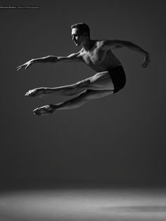 Ballet Dancer: Greig Matthews