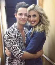 Sasha Farber Kissing Compilation by http://www.wikilove.com