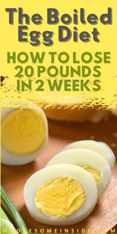 Egg And Grapefruit Diet, Oatmeal Diet, Boiled Egg Diet Plan, 1000 Calories, Eating Eggs, Cholesterol Diet, Easy Diets, Diet Food List, Lose 20 Pounds
