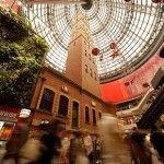 i miss this mall! it was huge <3 Melborne Australia