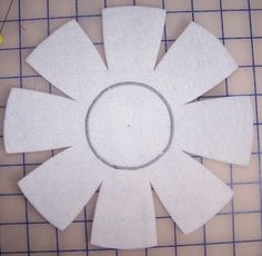 Microwave Fabric Bowl Pattern | Mary's Quilting Notes