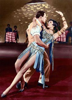 Gene Kelly & Cyd Charisse - Singin' in the Rain (Stanley Donen, 1952)