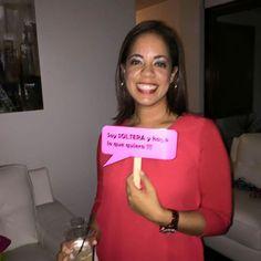 Esta es Nurry Mendez, hija de Mario. June 22, 2015.