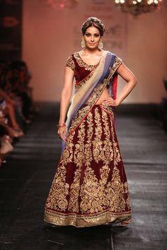 Lakme Fashion Week Winter 2014 – Vikram Phadnis