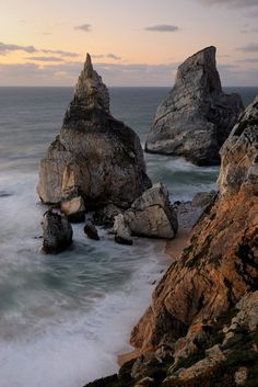 Praia da Ursa / Portugal (by delic.photography).