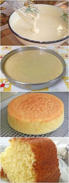 Desserts pudding vanilla Ideas for 2019 Food Cakes, Cupcake Cakes, My Recipes, Cake Recipes, Dessert Recipes, Cooking Recipes, Love Eat, I Love Food, New Dessert Recipe