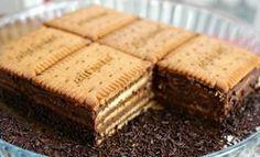 Le gâteau Pavé Bruxellois! Une recette simple que vous aimerez découvrir! - Trucs et Bricolages