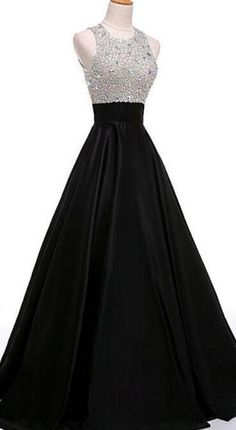 O-neckline Black Beading A-line Prom Dresses,Cheap Prom Dress,Prom Dresses For Teens,Satin Evening Dresses, Shop plus-sized prom dresses for curvy figures and plus-size party dresses. Ball gowns for prom in plus sizes and short plus-sized prom dresses for Gala Dresses, A Line Prom Dresses, Beautiful Prom Dresses, Cheap Prom Dresses, Elegant Dresses, Sexy Dresses, Evening Dresses, Casual Dresses, Dress Prom