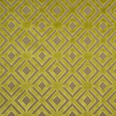A Timeless Home Decor Fabric Of Geometric Cut Velvet Chartreuse Http