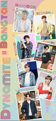 Bts Bangtan Boy, Bts Taehyung, Bts Jungkook, Foto Bts, K Pop, Bts Name, Bts Group Picture, Bts Aesthetic Wallpaper For Phone, Min Yoonji