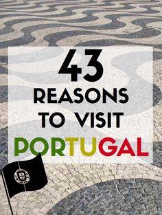 Why Portugal Is A Bucket List Destination. #portugal #travel #traveltips