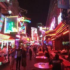 One Night in Bangkok... #travel #thailand #bangkok