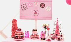 Decoração para festa de aniversário infantil - Família - MdeMulher - Ed. Abril