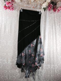 no returns or refunds  Check out my shops page !  https://www.etsy.com/shop/TatteredFx?ref=shopinfo_shophome_leftnav   Summer strapless dress with