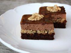 Desať receptov na zákusky a koláče bez múky Czech Recipes, Sweet Desserts, Cheesecakes, Deserts, Goodies, Food And Drink, Low Carb, Gluten Free, Favorite Recipes