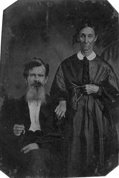 John Jabez Coulson and his wife Jane Jones Quaker merchants in Tennessee parents of Elvira Coulson McKenzie