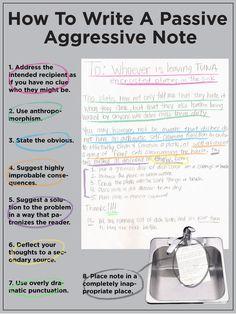 These expert note critics. | The 29 Most Passive Aggressive People Of All Time~GAAAAAAAAAAAAAAAAAH