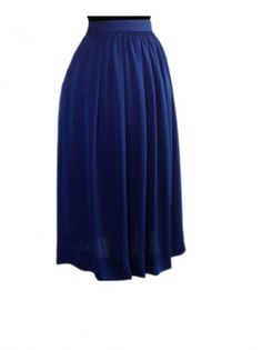 GATHER WAIST GEORGETTE SKIRT - made to measure Pear Bottom, Skirts, Clothes, Women, Fashion, Outfits, Moda, Clothing, Skirt