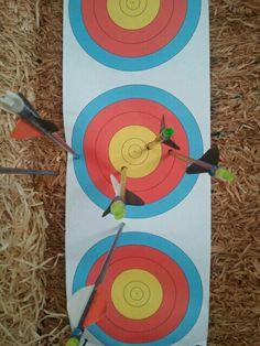 Great archery photo/brochure