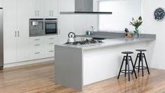Kitchen colour scheme
