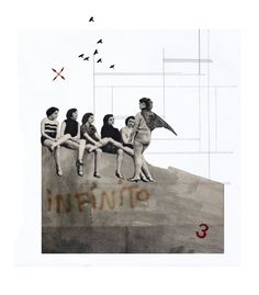 "Rhed Fawell - ""Infinito"" - Collage 2015"