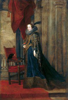 Sir Anthony Van Dyck.