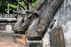 Wat Phra Keow, Vientiane (Laos). - Buddhachannel