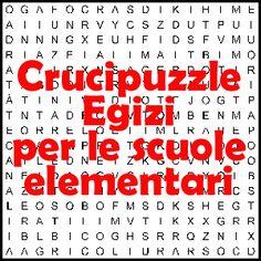 cruciverba egizi per i bambini delle scuole elementari Teaching History, Homeschool, Language, Classroom, Math Equations, Education, Projects, Kids, Geography