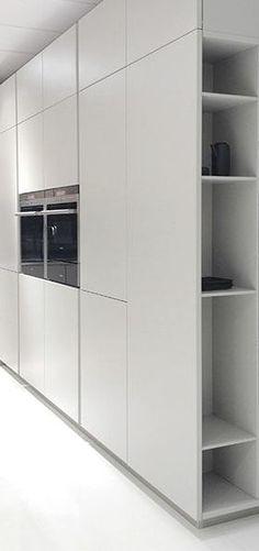 House Design, New Kitchen, Home Kitchens, Hall Interior, Interior Design Living Room, Modern Kitchen, Kitchen Layout, Home Decor, Kitchen Extension